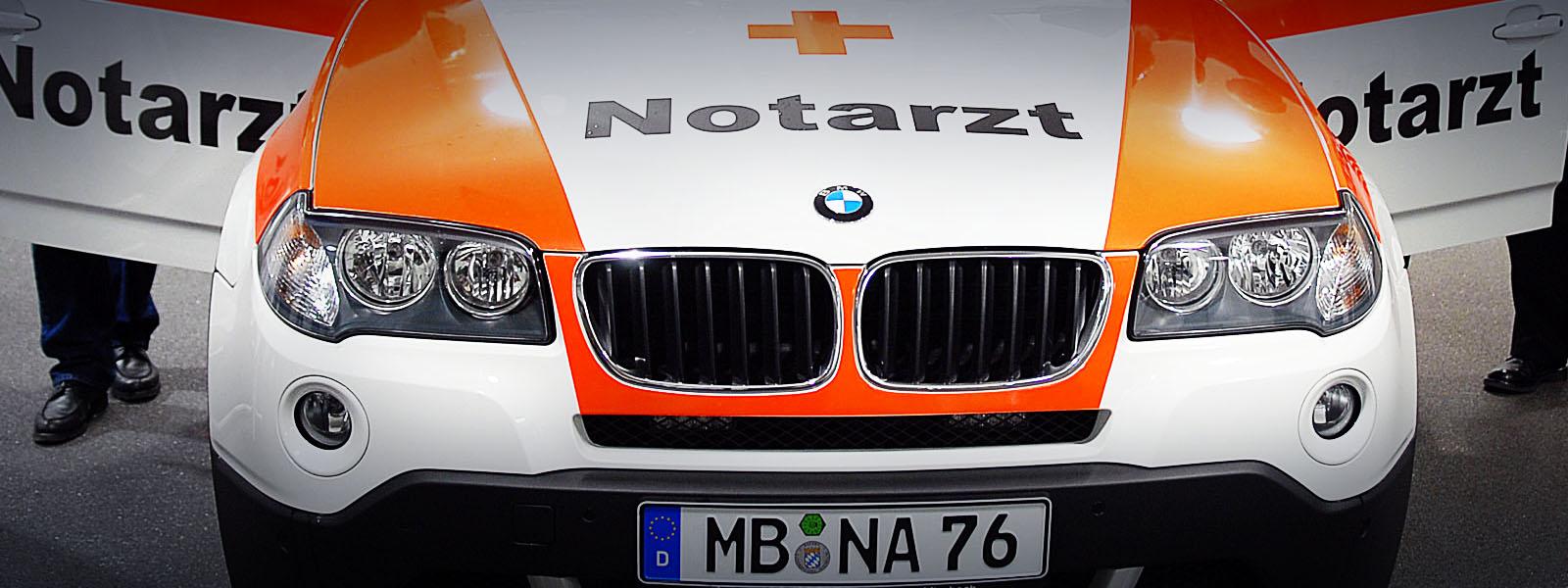 Neuer Notarzt-Wagen für den Landkreis
